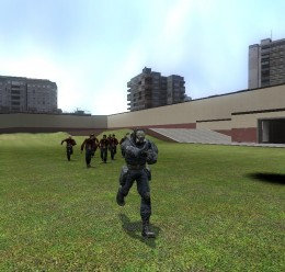 Melombine's Running Zombies For Garry's Mod Image 1