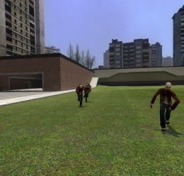 Melombine's Running Zombies For Garry's Mod Image 2
