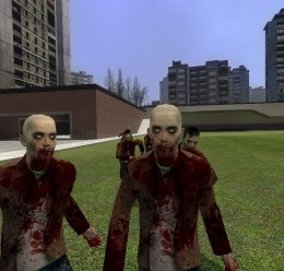 Melombine's Running Zombies For Garry's Mod Image 3