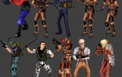 hldms_playermodels.zip For Garry's Mod Image 1