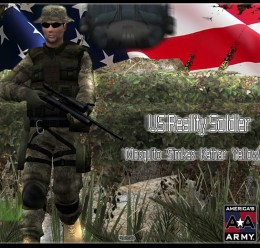 us_reality_soldiers.zip For Garry's Mod Image 1