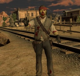 Zombie John Marston For Garry's Mod Image 3
