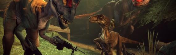 Primal Carnage Dinosaurs