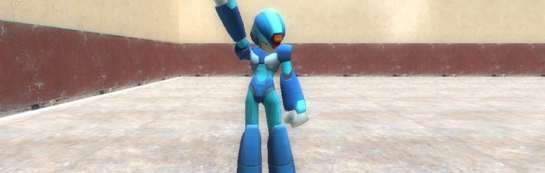 megamanxrd.zip For Garry's Mod Image 1