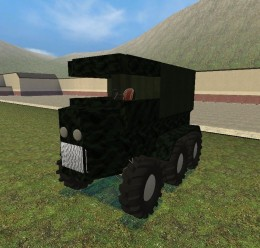 6x4_military_truck.zip For Garry's Mod Image 1