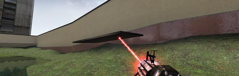 Even Darker Red Physgun.zip For Garry's Mod Image 1