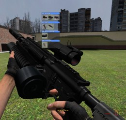 Extra Customizable Weaponry 1. For Garry's Mod Image 1