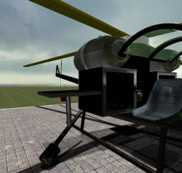 adv_helicopters.zip For Garry's Mod Image 1