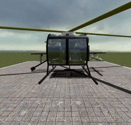adv_helicopters.zip For Garry's Mod Image 3