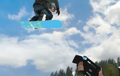 snowboardpack.zip For Garry's Mod Image 2