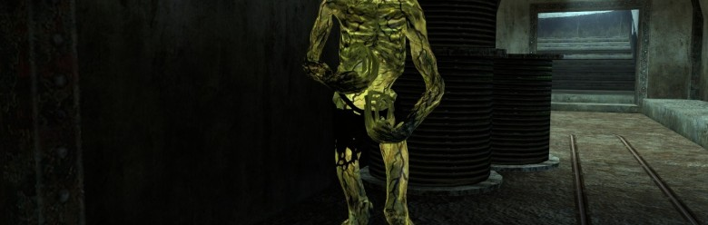 glowing_one_zombie.zip For Garry's Mod Image 1