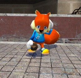 conker_ragdoll.zip For Garry's Mod Image 1
