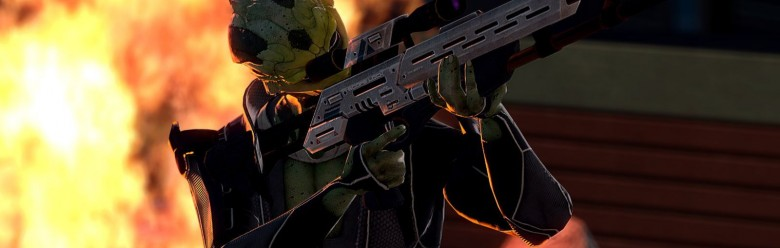Mass Effect 2 - Thane Krios For Garry's Mod Image 1