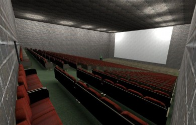 Movie Theater For Garry's Mod Image 1