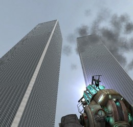 9/11 Twin Towers Map(Original) For Garry's Mod Image 1
