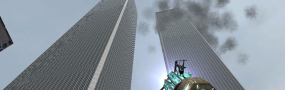 9/11 Twin Towers Map(Original)