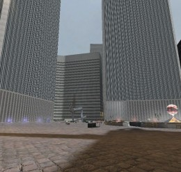 9/11 Twin Towers Map(Original) For Garry's Mod Image 3