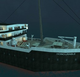 RMS Honourable (Sinkable) For Garry's Mod Image 3