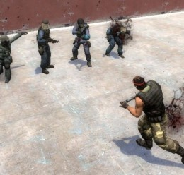 CS:S NPCs For Garry's Mod Image 3