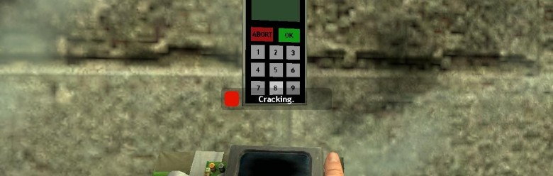 Dark RP Keypad Cracker For Garry's Mod Image 1