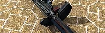 Combine Ar3 machine gun.