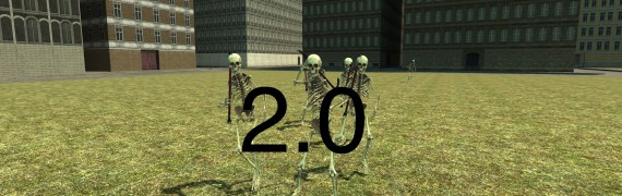 Skeleton NPC Pack 2.0