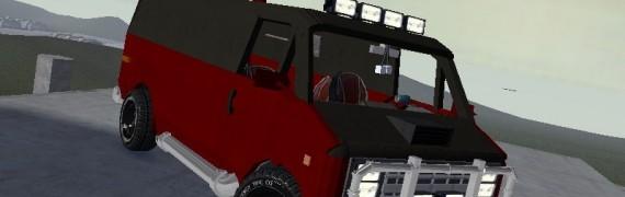 Butler's Van