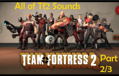 all of TF2 Sounds part 2 For Garry's Mod Image 1