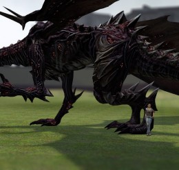 Archdemon (Dragon Age Dragon) For Garry's Mod Image 1