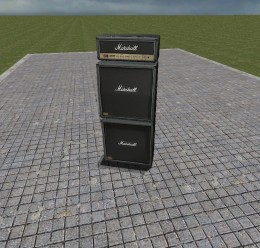 marshall_amps.zip For Garry's Mod Image 1