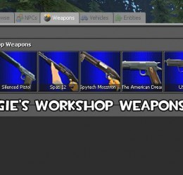 engie's_workshop_weapons.zip For Garry's Mod Image 1