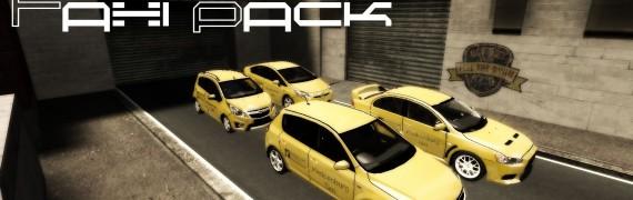 Mecklenburg Taxi Skin Pack