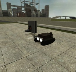 Bomb Disposal Robot For Garry's Mod Image 1