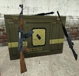Tyler's Ammo crate For Garry's Mod Image 2