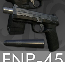 FNP-45 For Garry's Mod Image 1