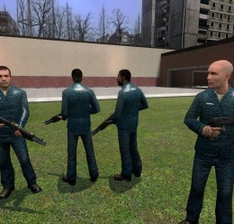 jigsaw_male_civilians.zip For Garry's Mod Image 1