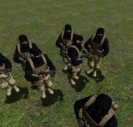 pmc soldier rebels replacment. preview 1