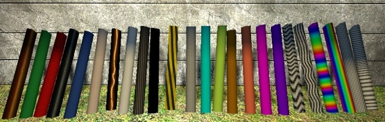 Rope materials addon.zip For Garry's Mod Image 1