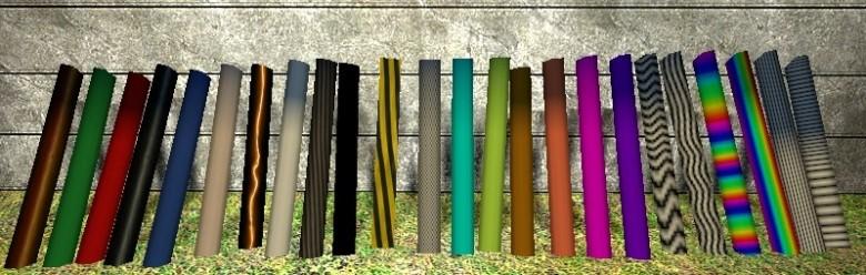 Rope materials addon.zip For Garry's Mod Image 1