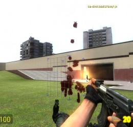 SquirtingBlood.zip For Garry's Mod Image 2
