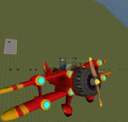 (Actual) Flyable Tails Tornado For Garry's Mod Image 1