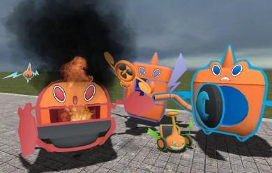 Rotom Ragdolls For Garry's Mod Image 1