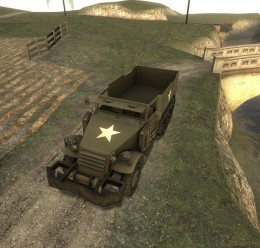 Day of Defeat Halftrack For Garry's Mod Image 3