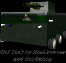 mini_tank_by_ironcolony_and_no For Garry's Mod Image 1