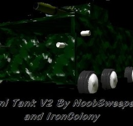 mini_tank_by_ironcolony_and_no For Garry's Mod Image 3