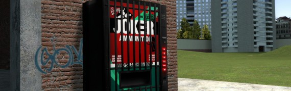 APBR - Joker Ammo Machine