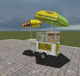 hotdog_stand_pack.zip For Garry's Mod Image 3