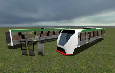 Perth Train Pack For Garry's Mod Image 2