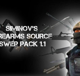 (Part 1) Firearms Source Sweps For Garry's Mod Image 1
