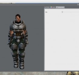 UT2004 Mercenaries Playermodel For Garry's Mod Image 2